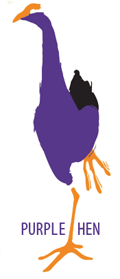 Purple Hen